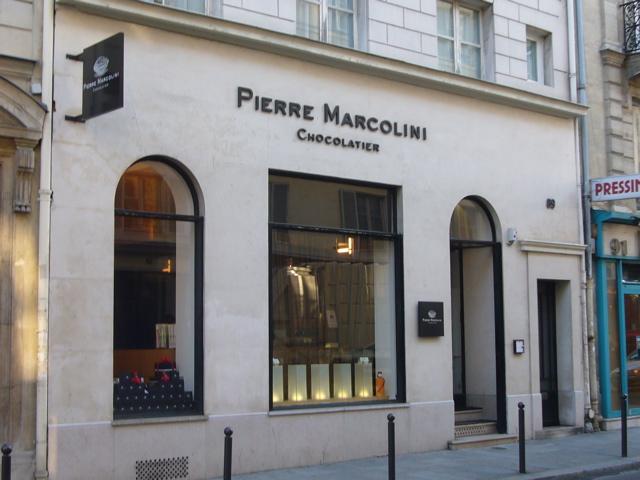 ■Pierre Marcolini(CHOCOLATIER)パリ_a0014299_955335.jpg