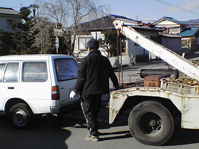放置車両の撤去_b0068605_15272010.jpg