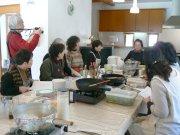 マクロビオティック(正食)料理研修会_f0019247_2312375.jpg