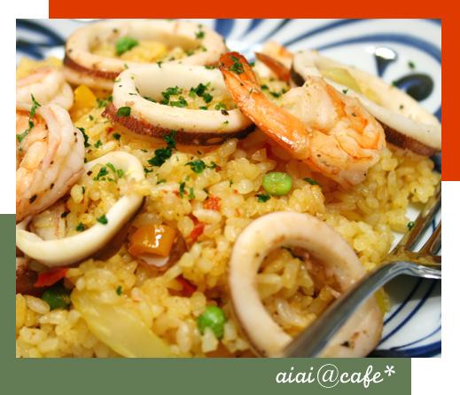炊飯器パエリア_a0056451_1340370.jpg
