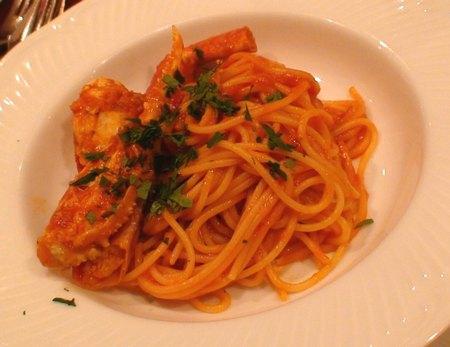 サバティーニ・ディ・フィレンツェのディナー(1)  2008年2月15日_d0083265_20112846.jpg