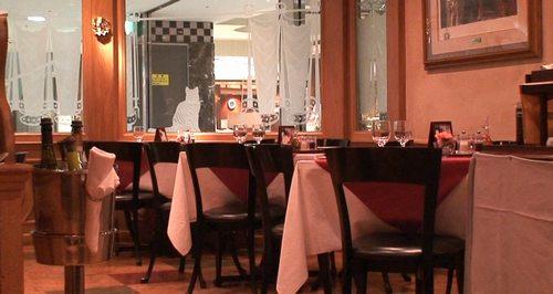 サバティーニ・ディ・フィレンツェのディナー(1)  2008年2月15日_d0083265_2015857.jpg