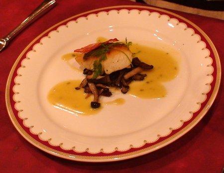 サバティーニ・ディ・フィレンツェのディナー(1)  2008年2月15日_d0083265_20554375.jpg