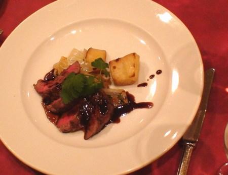 サバティーニ・ディ・フィレンツェのディナー(1)  2008年2月15日_d0083265_21195178.jpg