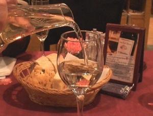 サバティーニ・ディ・フィレンツェのディナー(1)  2008年2月15日_d0083265_2174735.jpg