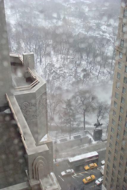 雪景色の日の朝ごはん、_d0100880_058535.jpg