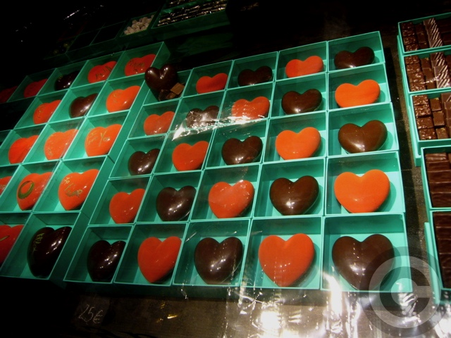 ■Patrick Roger 街角のチョコレート(2月13日パリ)_a0014299_7325643.jpg
