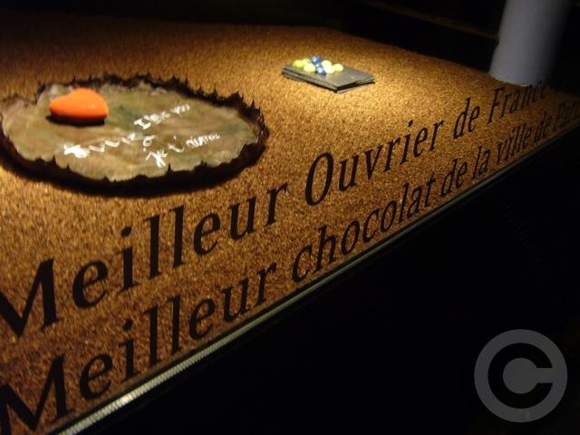 ■Patrick Roger 街角のチョコレート(2月13日パリ)_a0014299_734361.jpg