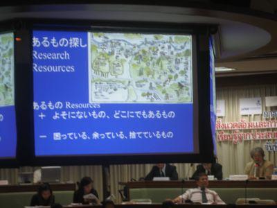 「水俣の再生」をタイで学んだ・・・_f0148649_2361347.jpg
