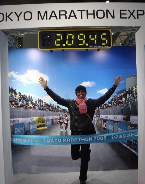 東京マラソンEXPO 2008(写真多数)_f0077051_144189.jpg