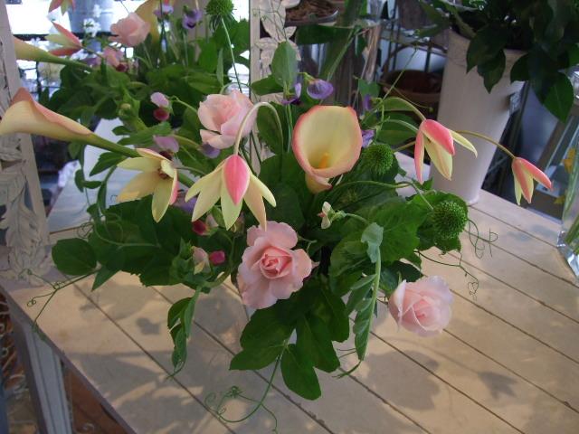 オークリーフ花の教室(山田さんの作品)_f0049672_15561229.jpg