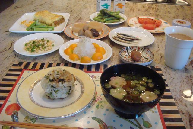 和食タパスの朝ご飯はいかが?_d0100880_22145383.jpg