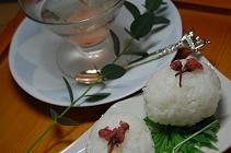 *桜茶*_c0128886_8583321.jpg