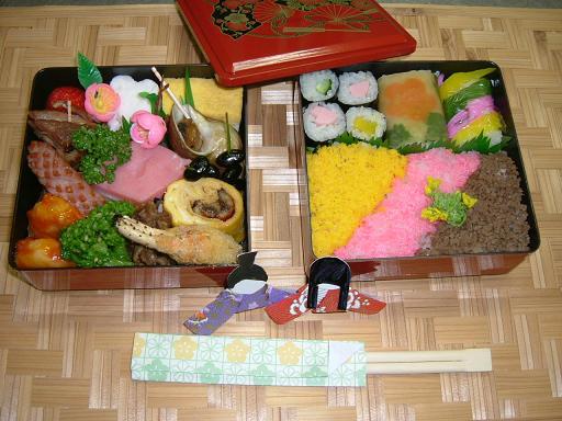 ひな祭り弁当_e0101917_9524410.jpg