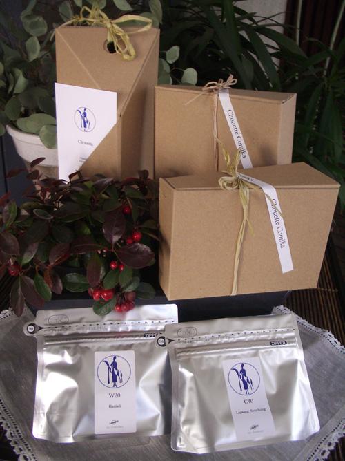 気持ちの贈り物にChouetteの茶葉を...♪_c0115721_22335794.jpg