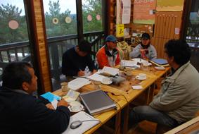 JICA国別研修「環境教育」コース受け入れ_f0121321_10204630.jpg