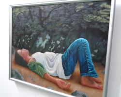 あと残り2日!「絵画実験展〜テーマは水〜」_a0017350_0332044.jpg
