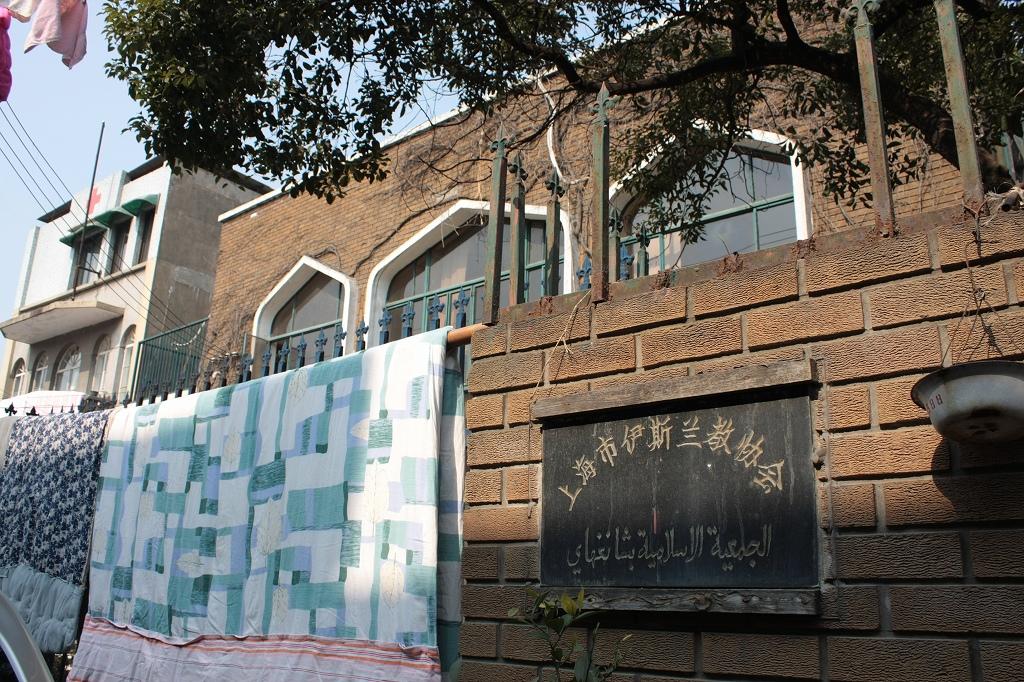 上海のイスラム教会-小桃園清真寺_f0149885_17315825.jpg