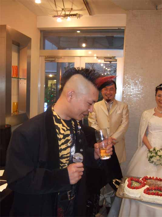 Happy Wedding!  / SPIKE _f0157505_11351271.jpg