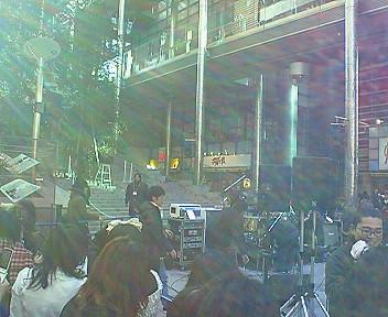 2007.2.16 シド シークレットライブ@日本テレビタワー ゼロスタ広場_c0046447_310085.jpg