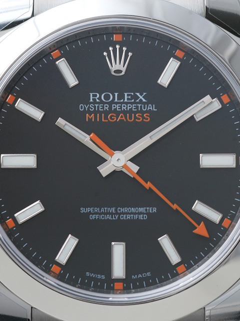 ROLEX MILGAUSS_f0011179_19535620.jpg