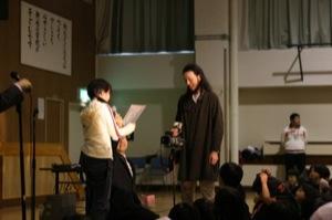 2008年2月15日(金)FUJISANの山開き、新光FUJI雪あかり村の開村_a0062127_17413950.jpg