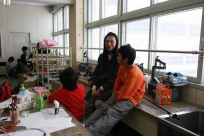 2008年2月15日(金)FUJISANの山開き、新光FUJI雪あかり村の開村_a0062127_19254033.jpg