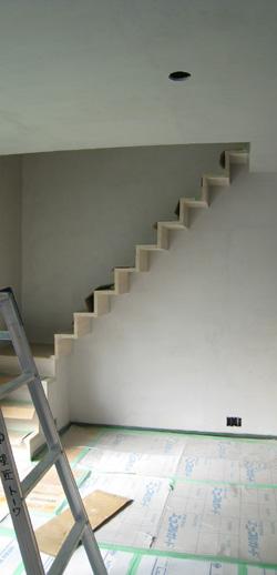 階段/南沢の基地/T邸_c0089242_12513234.jpg