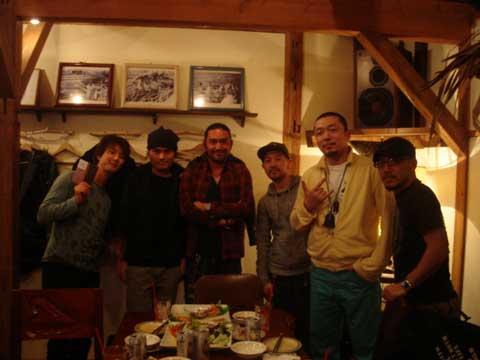 週末の宴☆ (西麻布→柏)_f0142044_22595221.jpg