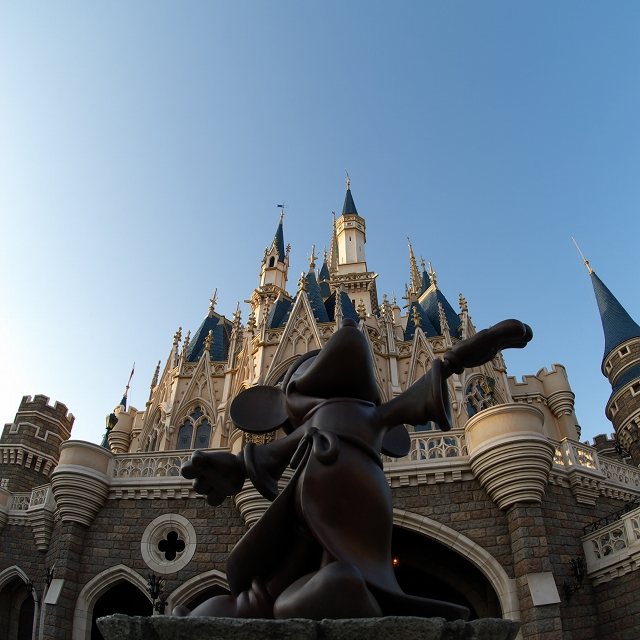 Cinderella castle_f0018464_19353027.jpg