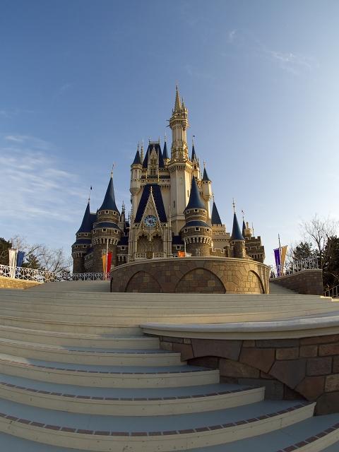 Cinderella castle_f0018464_19362943.jpg