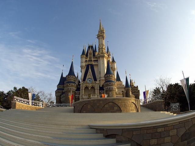 Cinderella castle_f0018464_19363933.jpg
