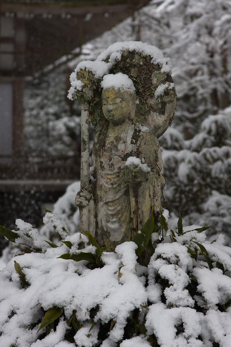 京都 雪景色 <大原> 3_f0021869_2043335.jpg