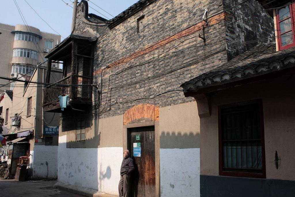 上海のイスラム教会-小桃園清真寺_f0149885_19434454.jpg