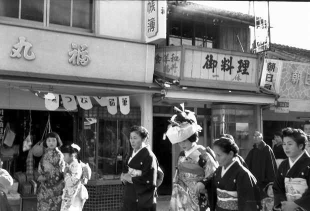 昭和33年 熊野市 : 昭和の風景 昭和33年編(1958年) - NAVER まとめ