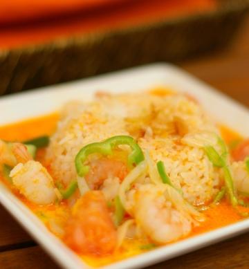 インドネシア料理でランチ ラシック栄_d0145934_2164211.jpg