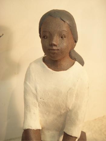 『春の陶人形たち』 窯開き仕切り直し展:2/23〜3/2_f0018417_1465659.jpg