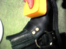 ブーツを大きくする裏技!_a0098324_2463190.jpg