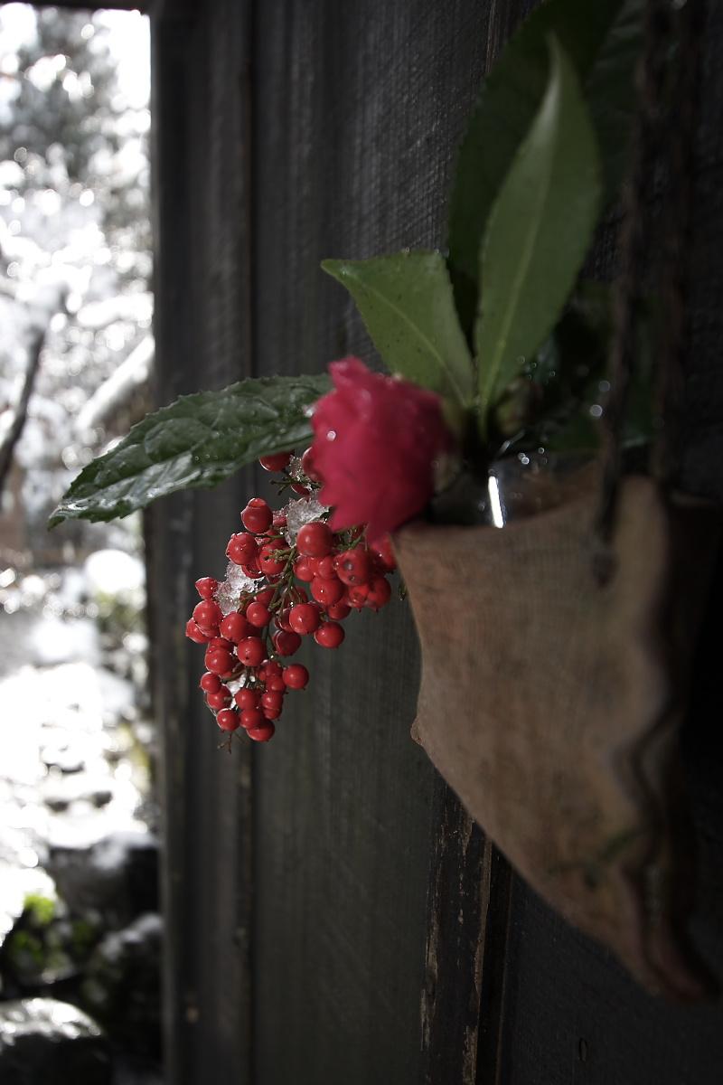京都 雪景色 <大原> 7_f0021869_21312283.jpg