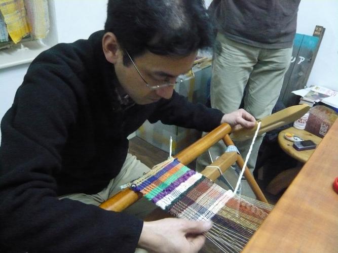 さをり織り体験会 報告 _a0095675_15531587.jpg