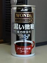 缶コーヒー 2008 冬 微糖、今さらの本命・・・_b0006870_1934696.jpg