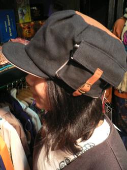 春はもう直ぐそこだぁぁぁ~~!! 帽子でオシャレに2008年春をエンジョイじゃい!!_f0004730_17381962.jpg