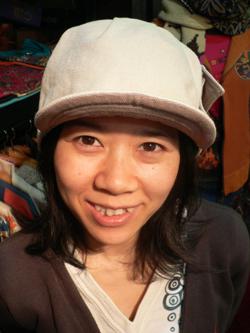 春はもう直ぐそこだぁぁぁ~~!! 帽子でオシャレに2008年春をエンジョイじゃい!!_f0004730_17383897.jpg