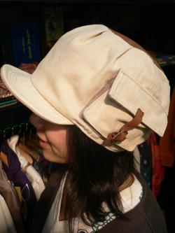 春はもう直ぐそこだぁぁぁ~~!! 帽子でオシャレに2008年春をエンジョイじゃい!!_f0004730_17384783.jpg