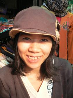 春はもう直ぐそこだぁぁぁ~~!! 帽子でオシャレに2008年春をエンジョイじゃい!!_f0004730_1739434.jpg