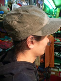 春はもう直ぐそこだぁぁぁ~~!! 帽子でオシャレに2008年春をエンジョイじゃい!!_f0004730_1741137.jpg