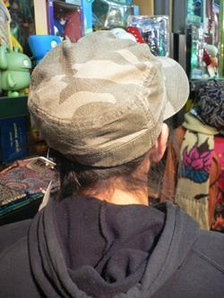 春はもう直ぐそこだぁぁぁ~~!! 帽子でオシャレに2008年春をエンジョイじゃい!!_f0004730_17412325.jpg