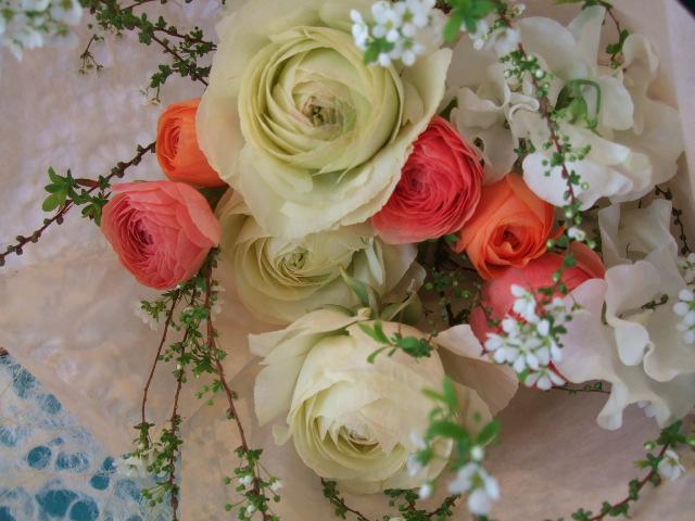 オークリーフ(ラナンキュラスの花束)_f0049672_144033100.jpg