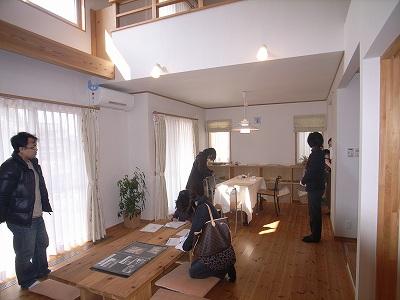 「青山の家 Ⅱ」 体感見学会_f0059988_1347196.jpg