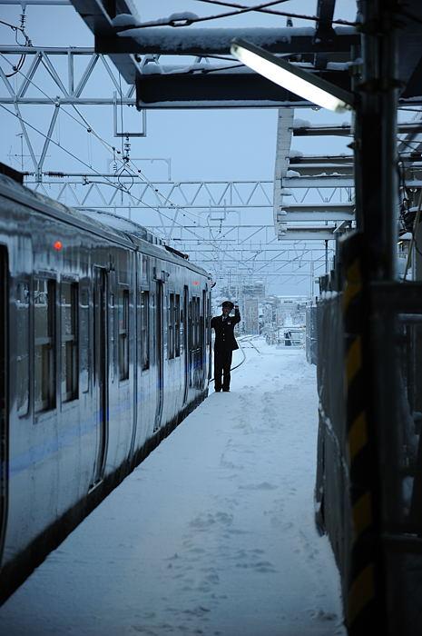 おいでやす~大雪の嵐山へ♪ 上り編_f0032011_21491523.jpg